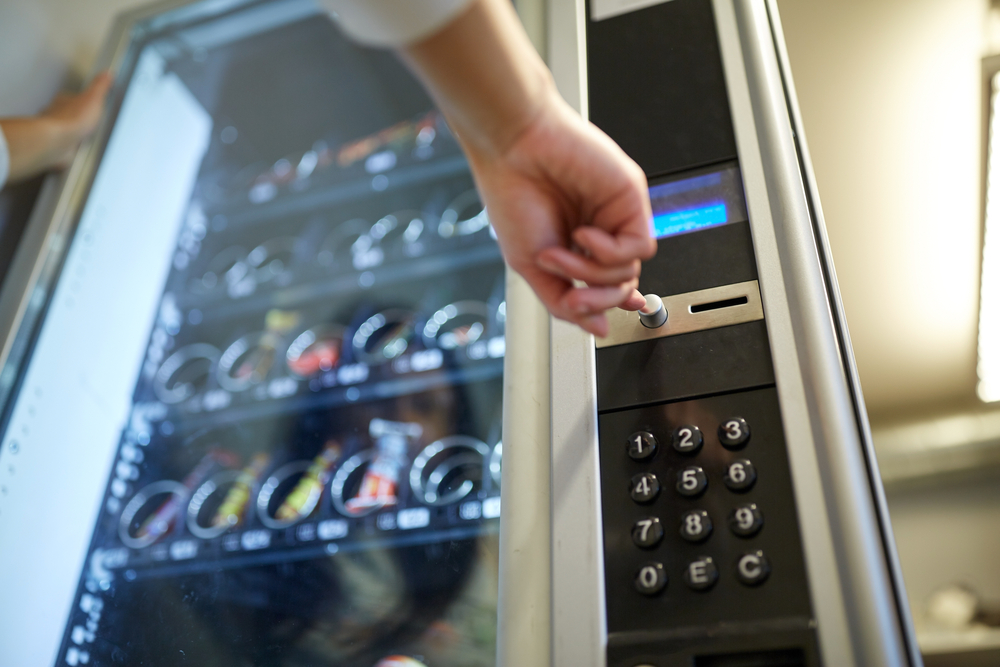 Why Traditional Vending Machines No Longer Suit Today's Workplace