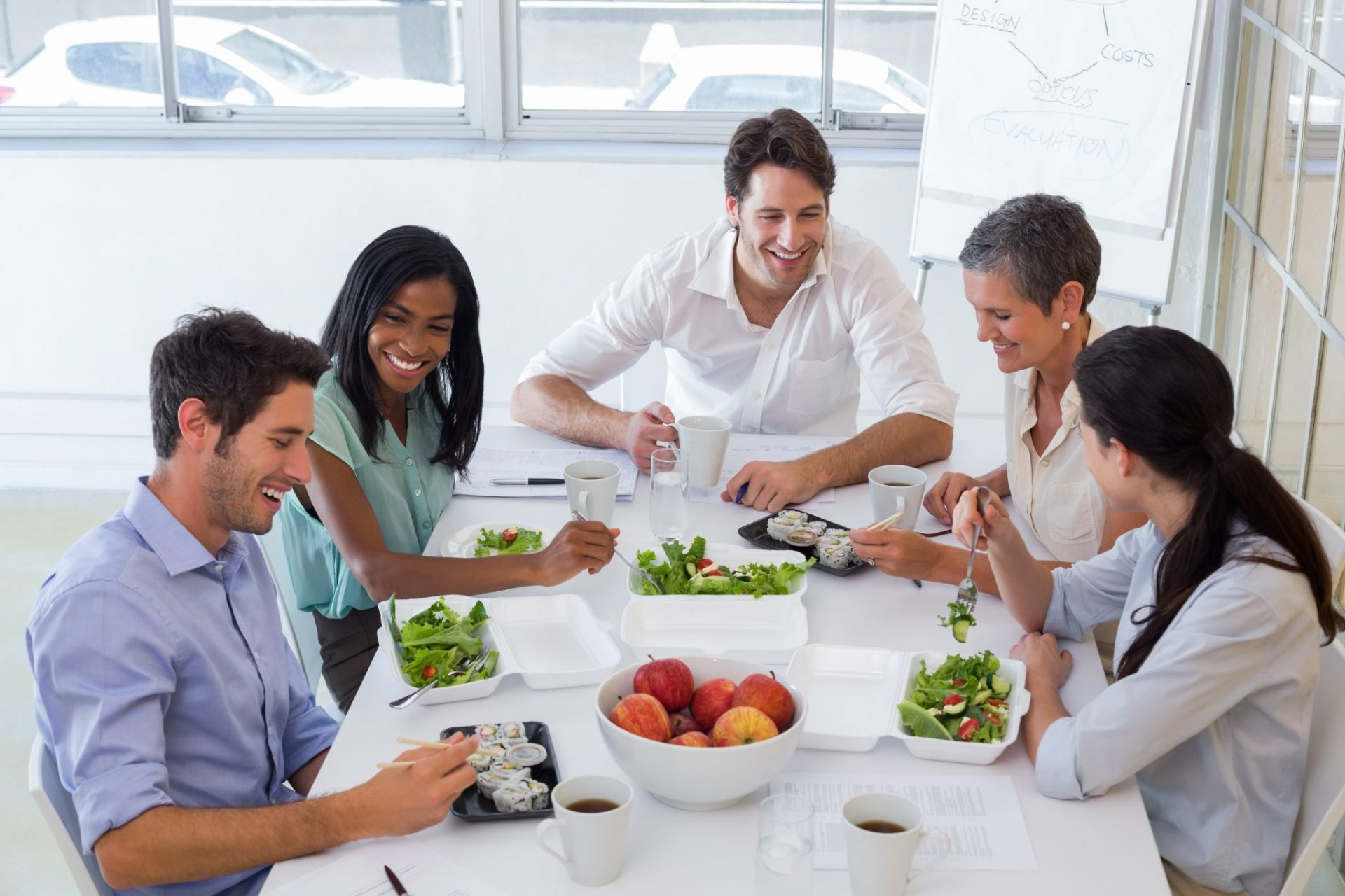 How US Employers Successfully Provide Access to Healthier Food Choices