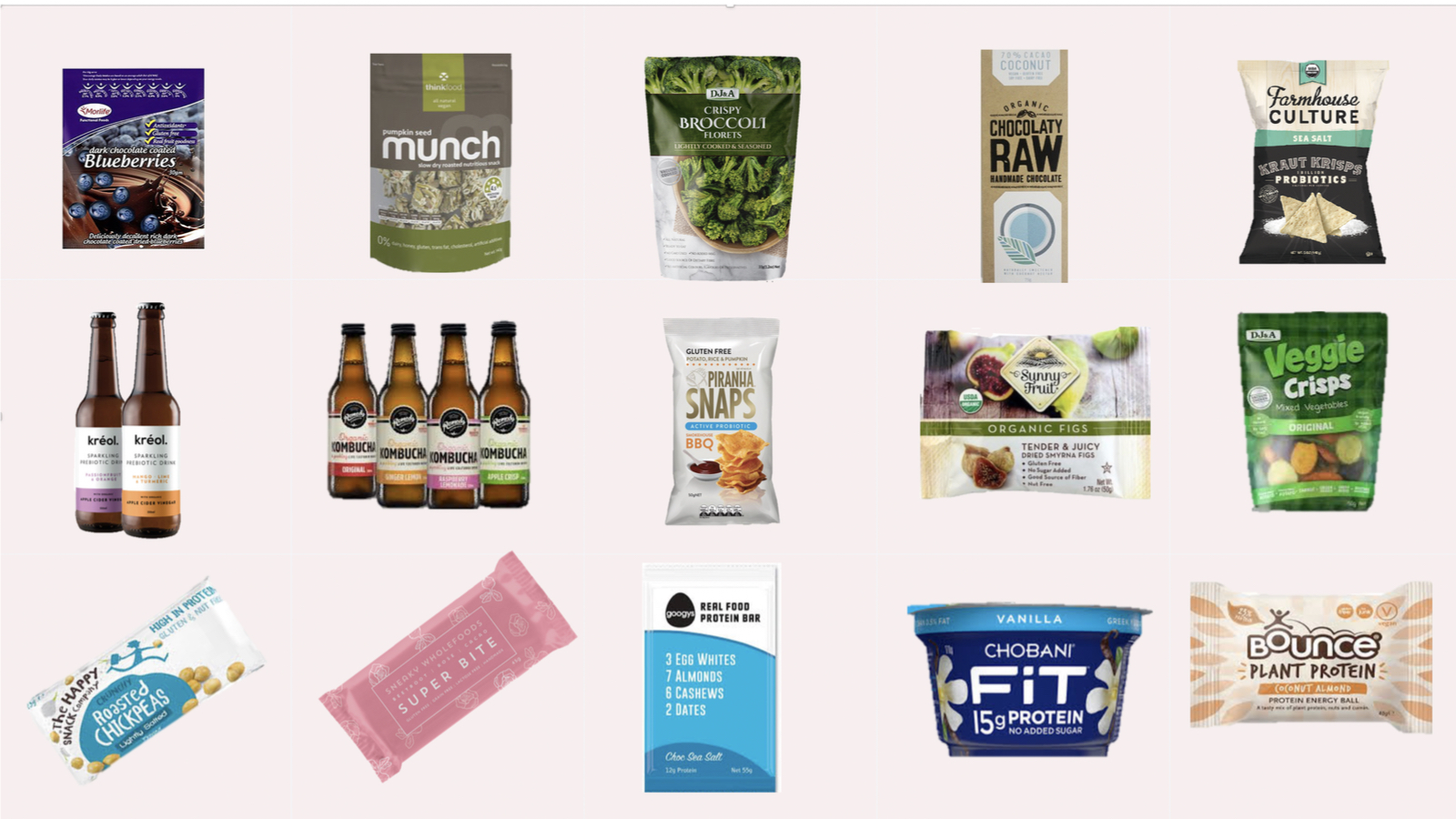 2019 Practical Guide To Healthy Snacking
