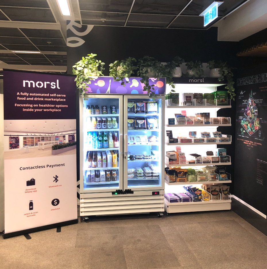 Morsl Launches First Pop-Up
